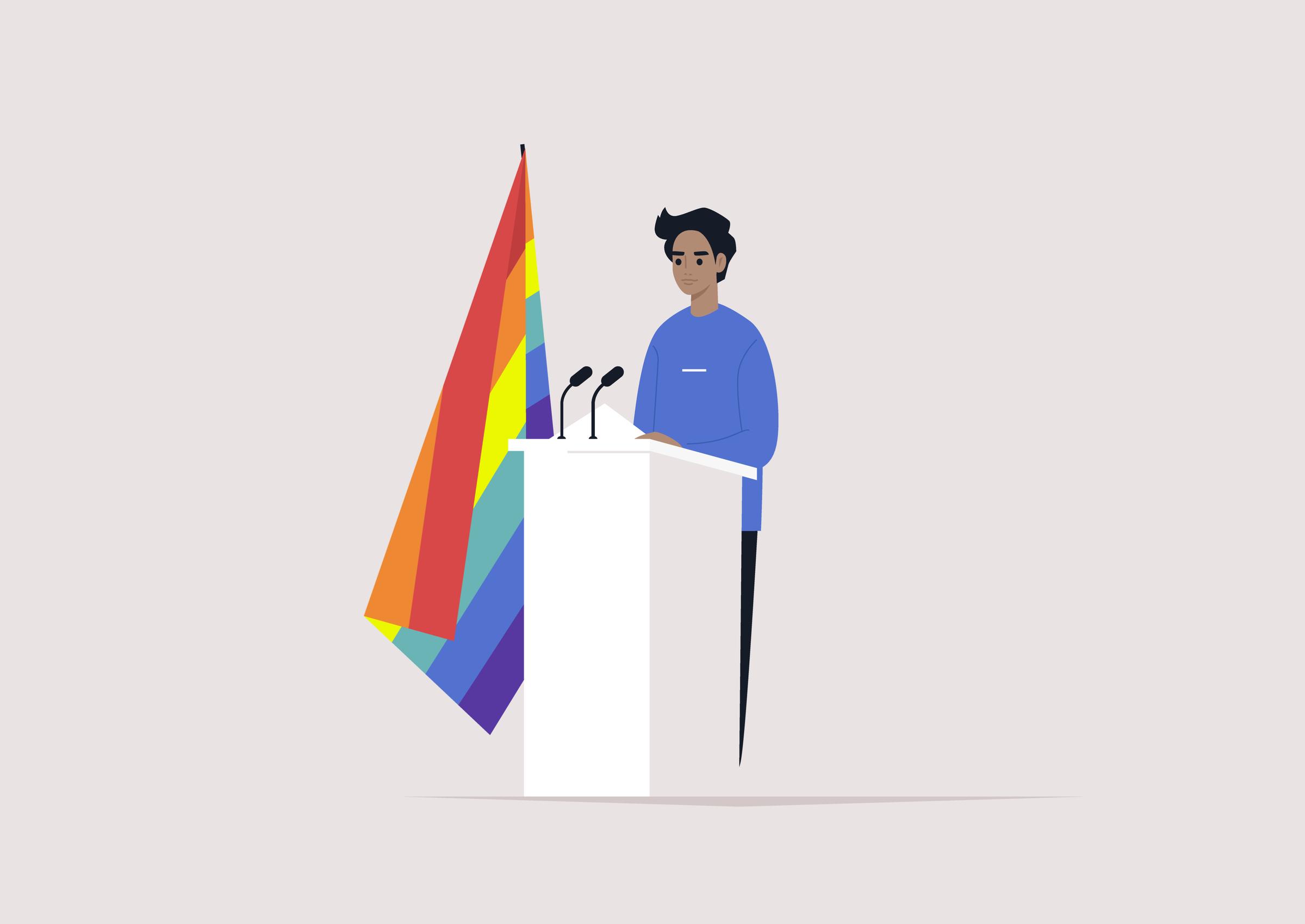 LGBT Speaker